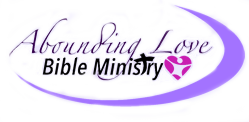 Abounding Love Bible Ministry Logo